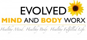 Evolved Mind & Body logo