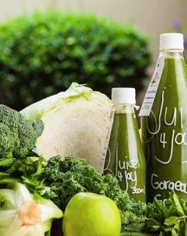 Gorgeous Green Juice_Juice 4 Joy Juicing lifestyle