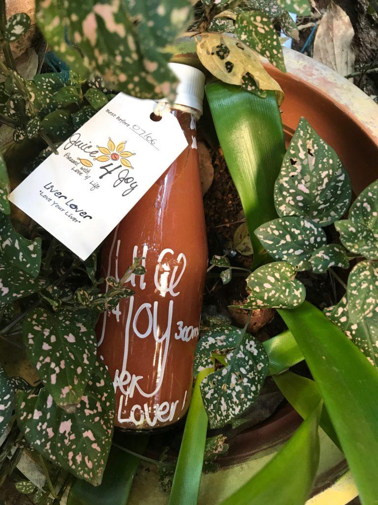 Liver Lover Juice_Fresh healthy juice liver cleanser online jhb