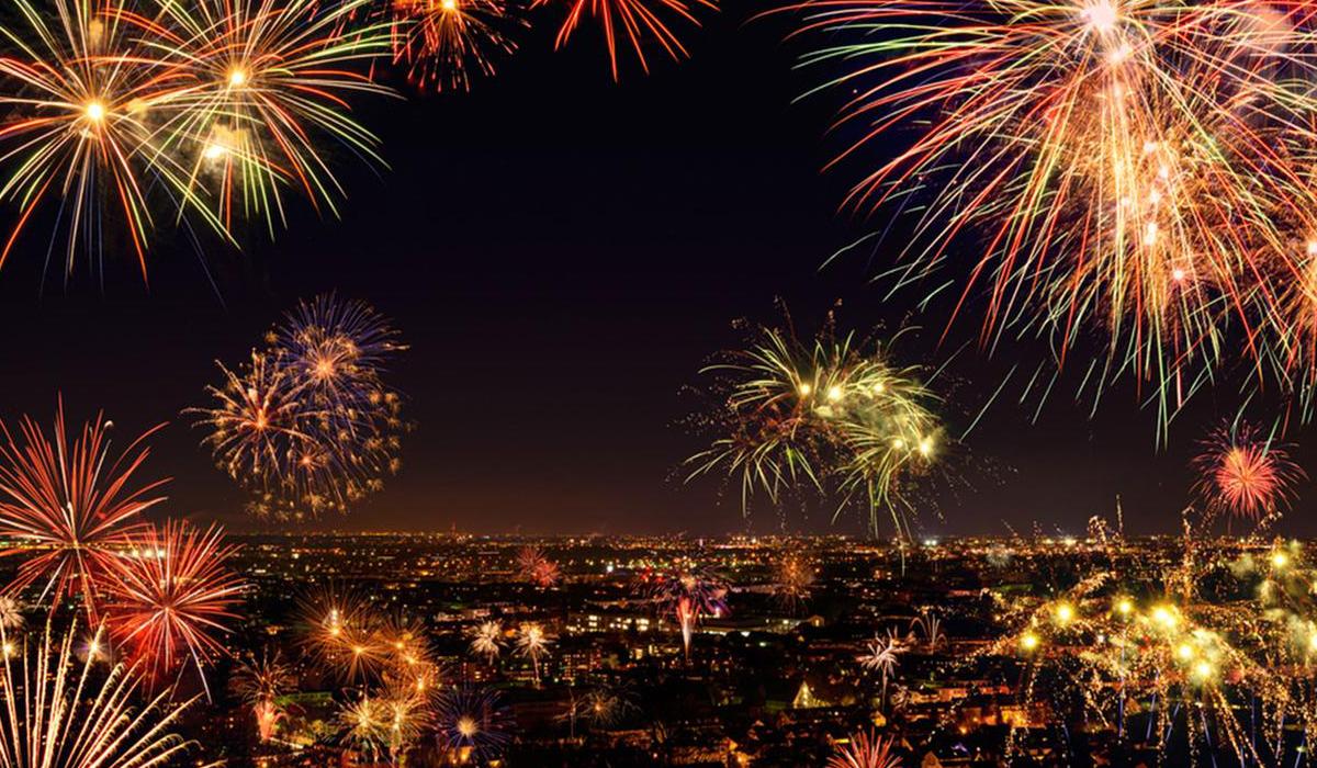 2015 – A brand NEW Year has begun…