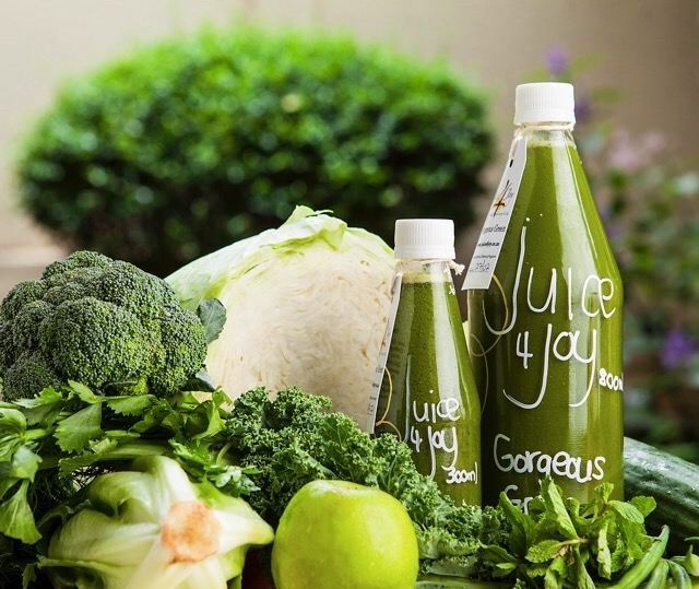 Gorgeous Green Juice_Juice 4 Joy Juicing lifestyle