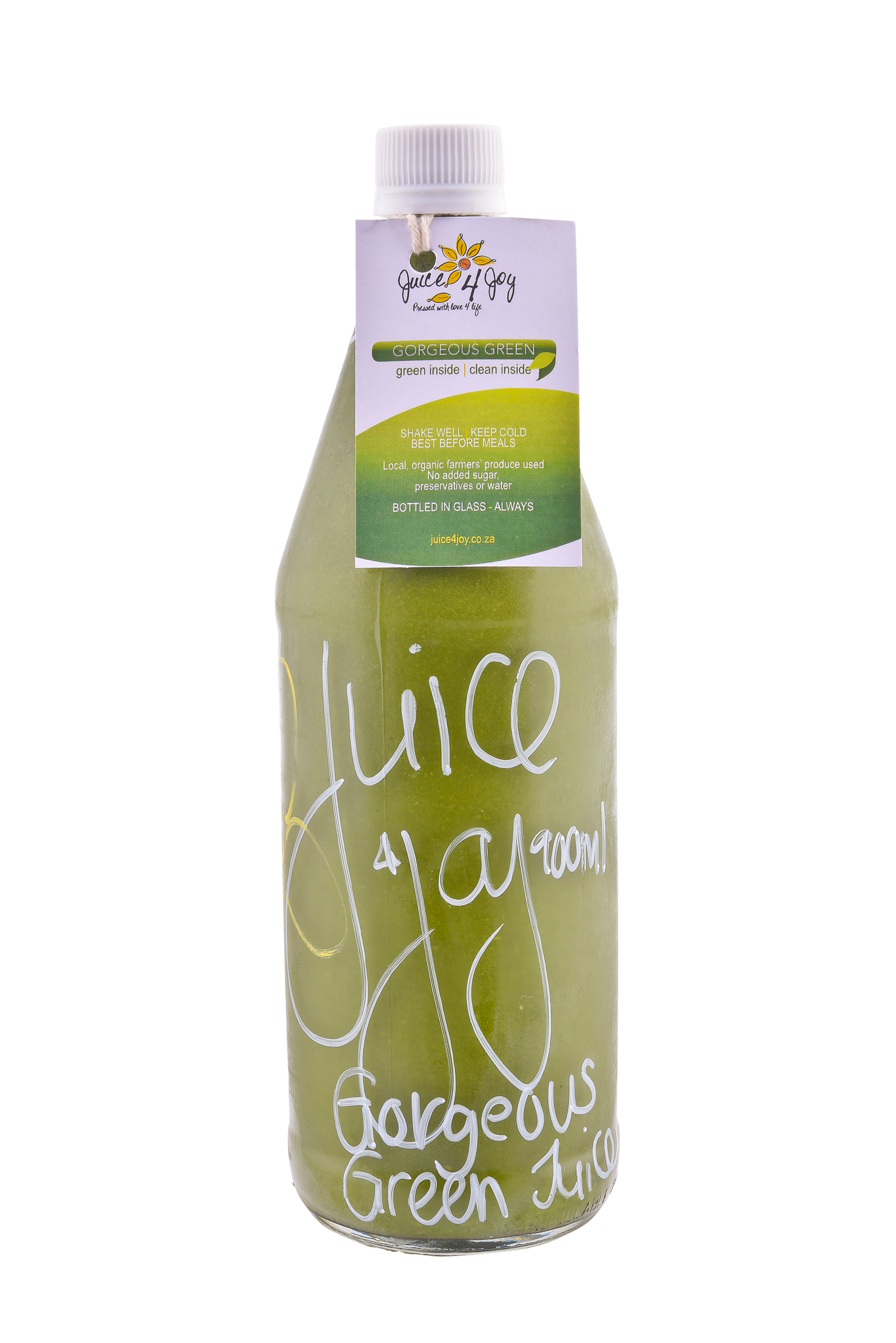Juice4Joy Gorgeous Green Inside